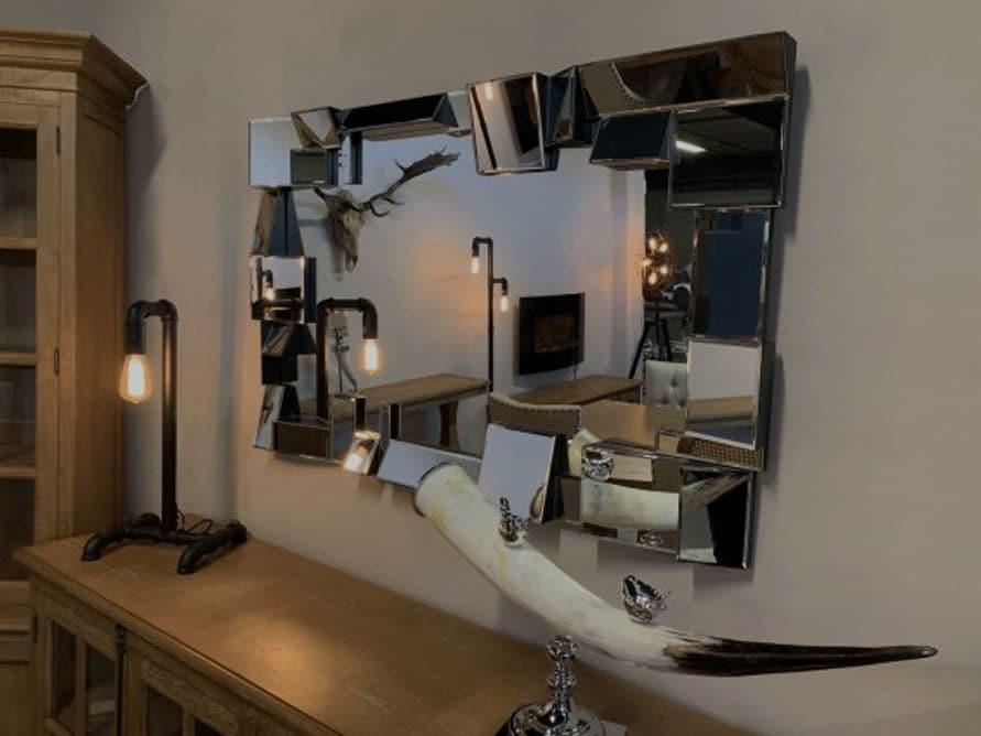 Miroir Multi Facette