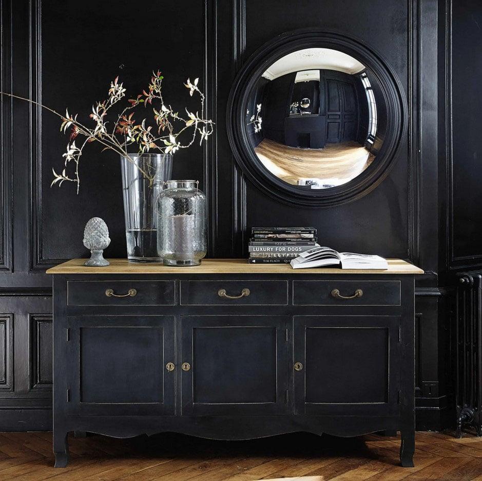 Miroir Paulownia