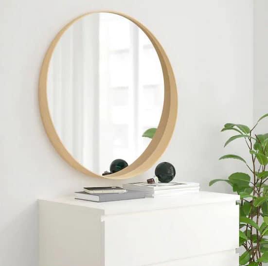 Miroir Rond Miroir Stockholm