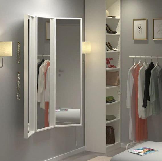 Miroir Triptyque Miroir Nissedal