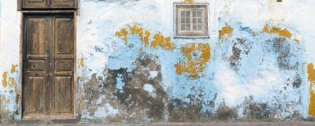 Salpêtre Mur Extérieur