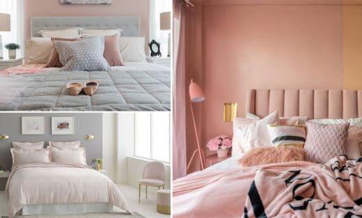 Chambre Rosé Poudré