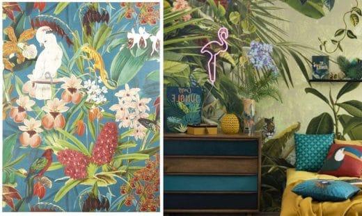 Déco Chambre Tropicale