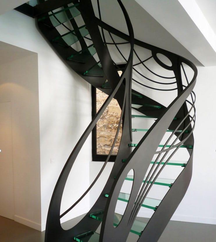 Escalier Arabesque