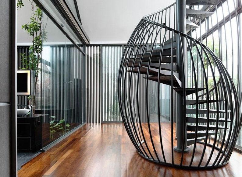 Escalier Sphérique