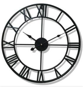 Horloge Industrielle Classique