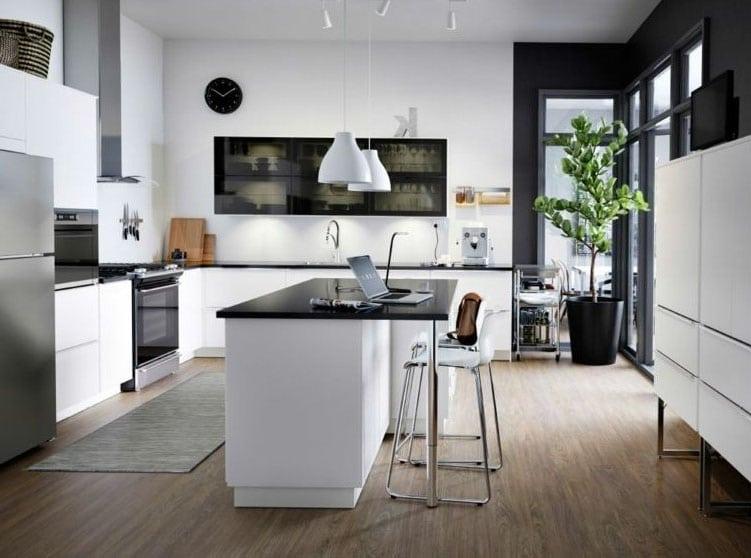 Dimension Ilot Central Cuisine Ikea