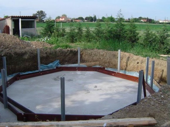 Installer Piscine Semi Enterre