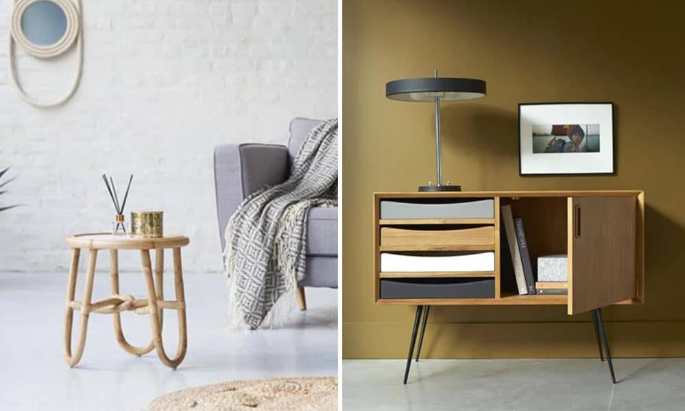 Meuble Salon Scandinave