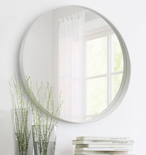 Miroir Blanc Rotsund