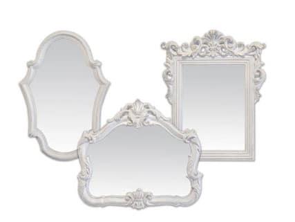 Miroirs Barques Blancs