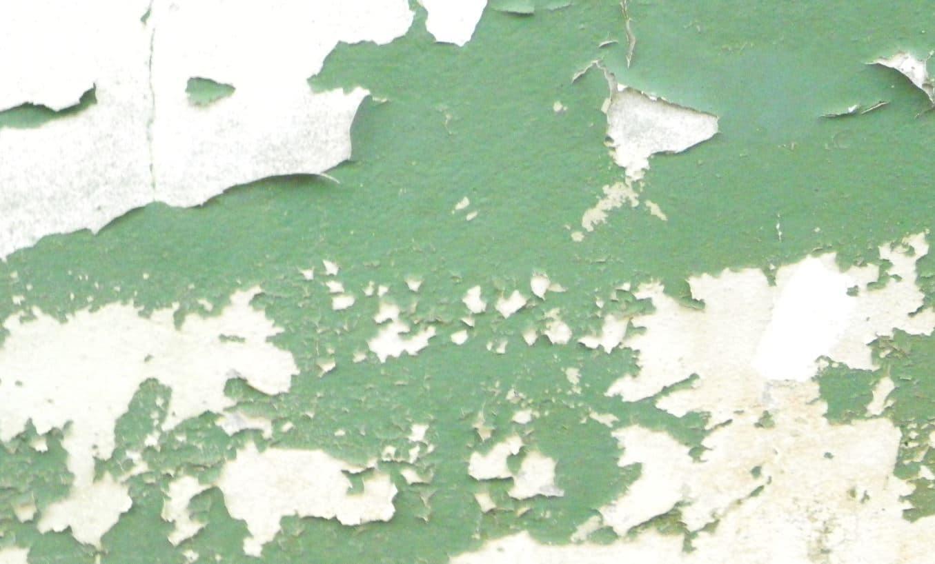 Mur Peinture écaillée