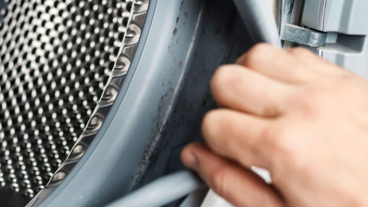 Nettoyer Le Lave Linge Au Bicarbonate comment nettoyer les joints dans une machine à laver :?