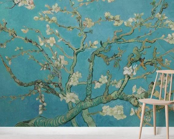 Papier Peint Van Gogh