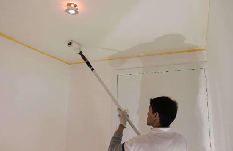Peindre Plafond Perche