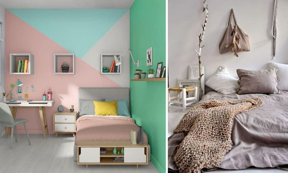 Peinture chambre ado fille les plus belles couleurs pour - Peinture chambre ado fille ...