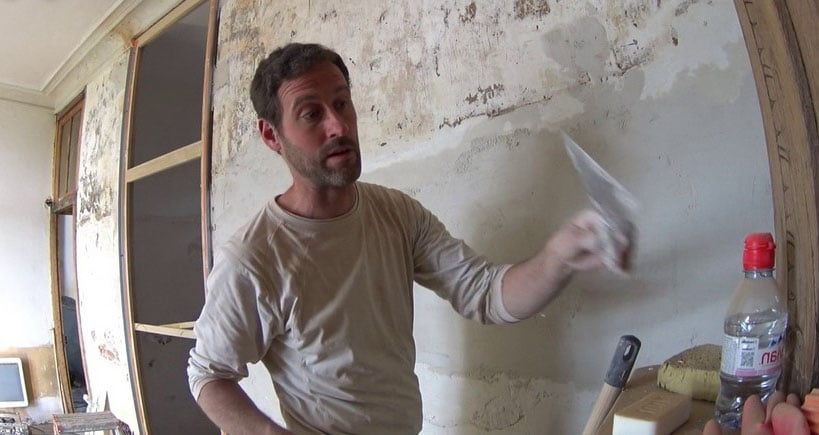 Réparation Mur De Plâtre