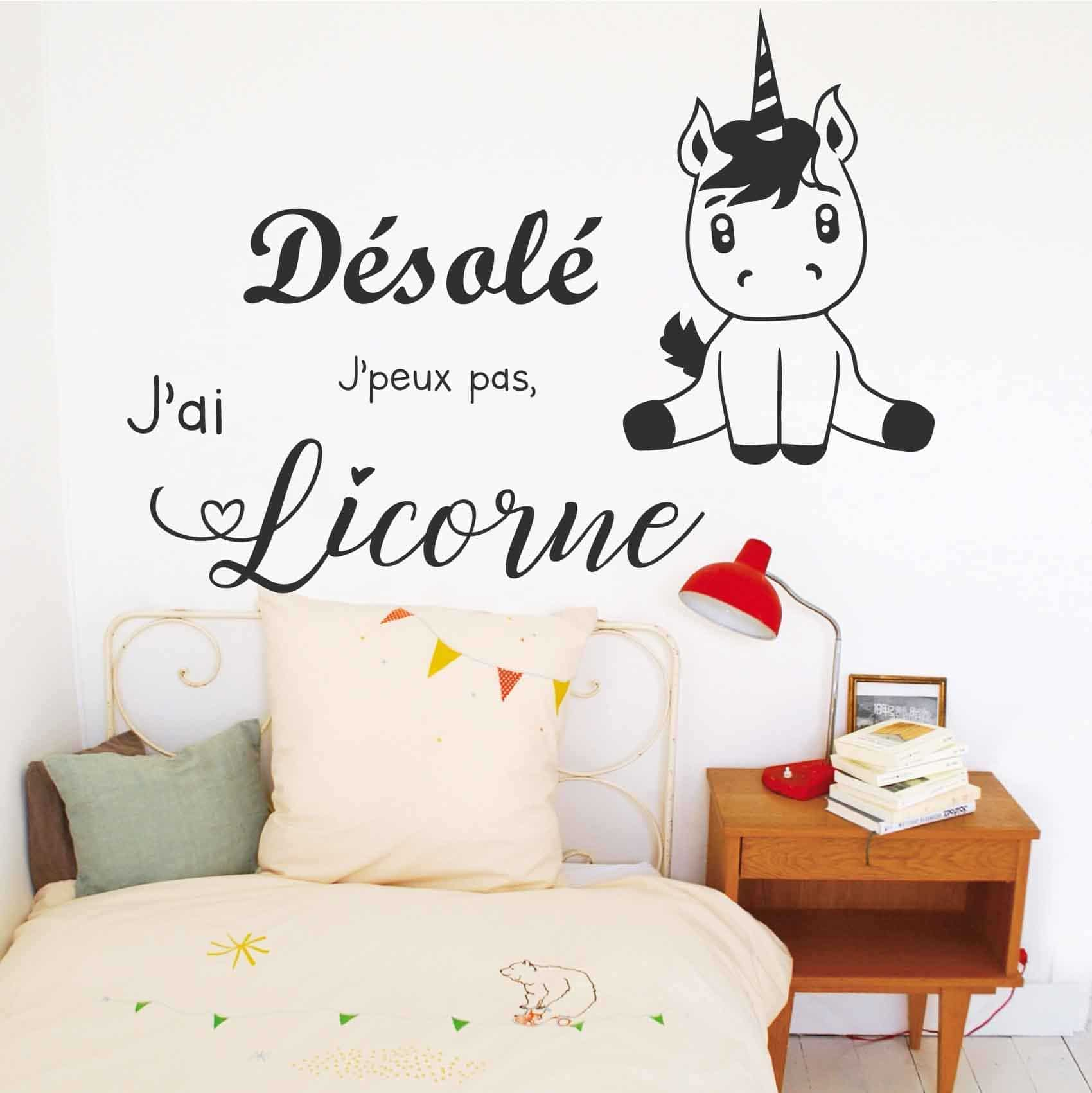 19 idées déco pour une chambre licorne réussie - Ctendance.fr