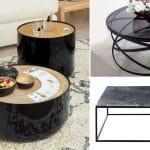Table Pour Salon Moderne