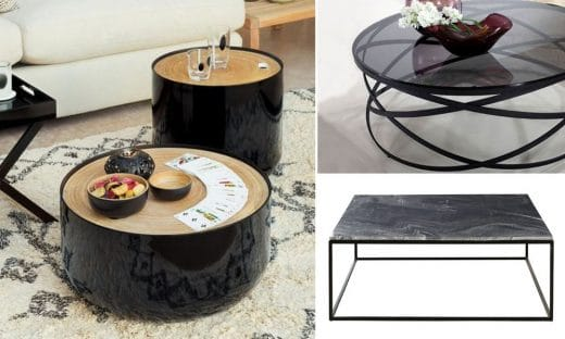 Table Pour Salon Moderne