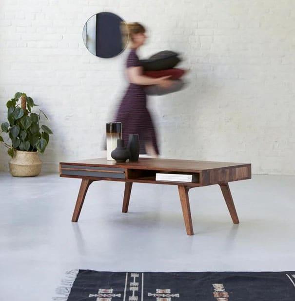 Table Scandinave Avec Tiroir