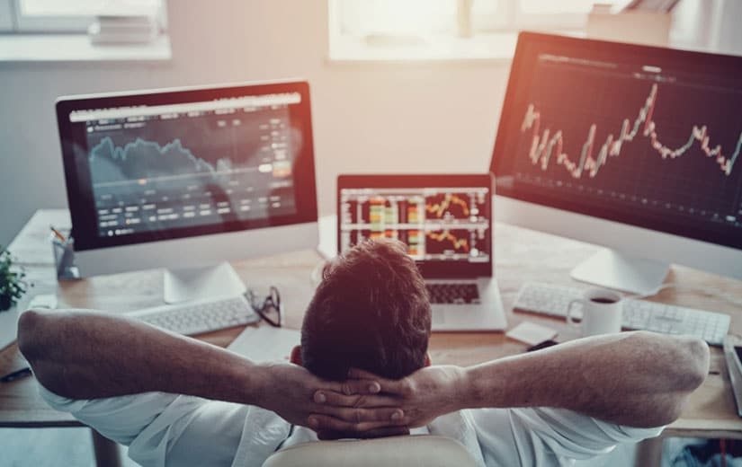 Amenager un bureau pour trader à la maison