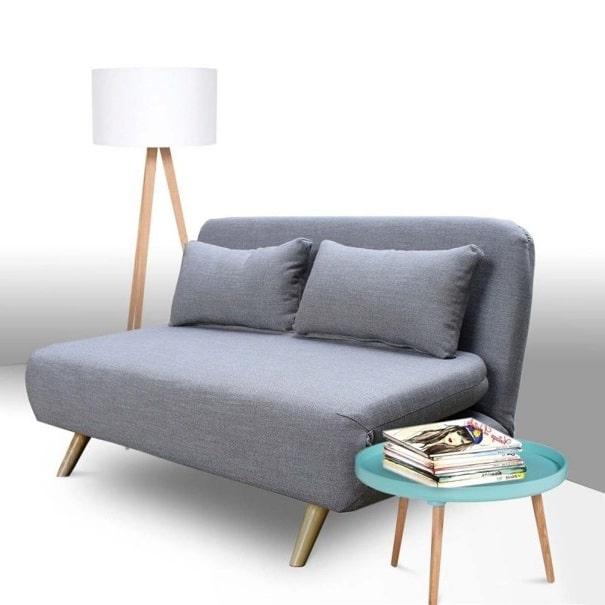 Canapé Lit De Style Scandinave