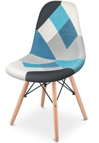Chaise Nordique Multicolore