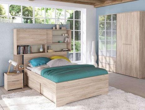 Lit avec rangement Conforama : les meilleurs modèles pour votre chambre