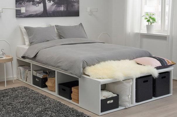 Lit Avec Rangement Ikea Les Meilleurs Modeles Selectionnes Pour Vous