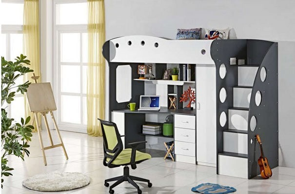 Mezzanine Design Moderne
