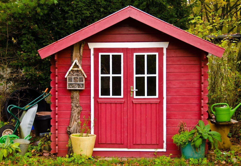 Construire Abri De Jardin abri de jardin : quelles autorisations pour le faire