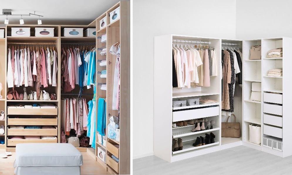 Dressing D Angle Ikea Selection Des Plus Beaux Modeles
