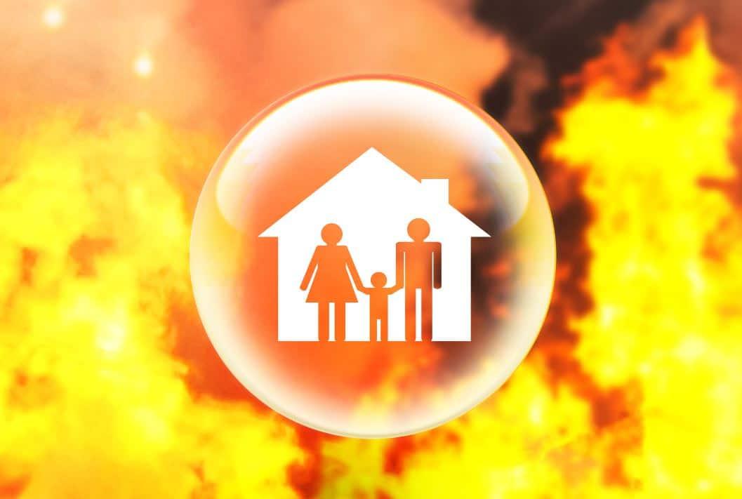 Incendie Maison Feu