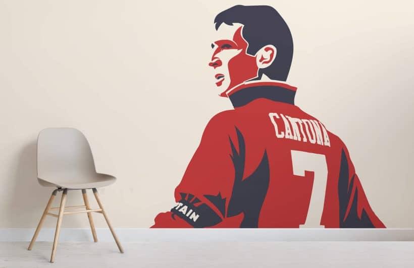 Papier Peint Eric Cantona