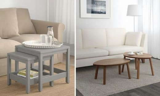 Table Gigogne Ikea