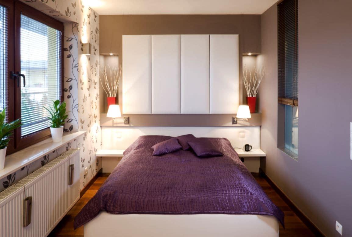 Petite chambre : aménager et décorer une chambre de 8m8