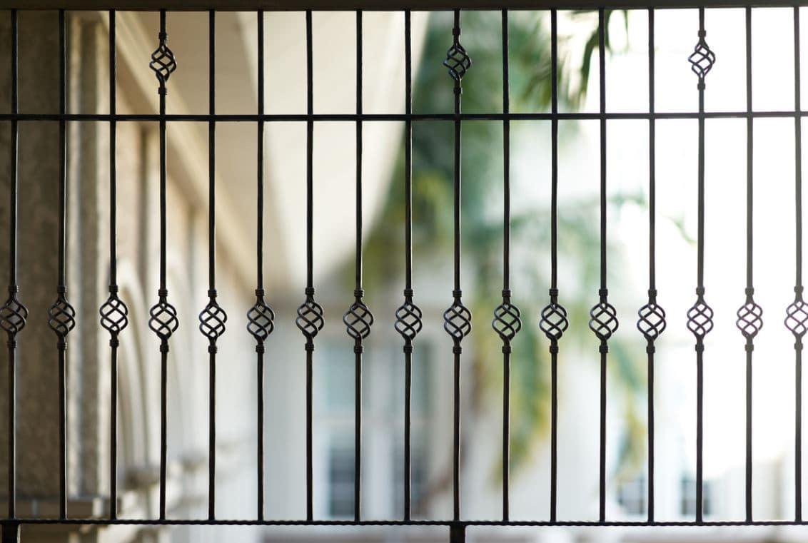 Barreaux Fenêtre Maison