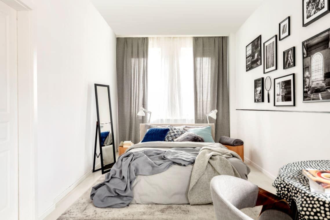 Petite chambre : aménager et décorer une chambre de 18m18