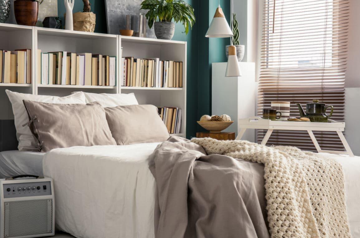Petite chambre : aménager et décorer une chambre de 15m15