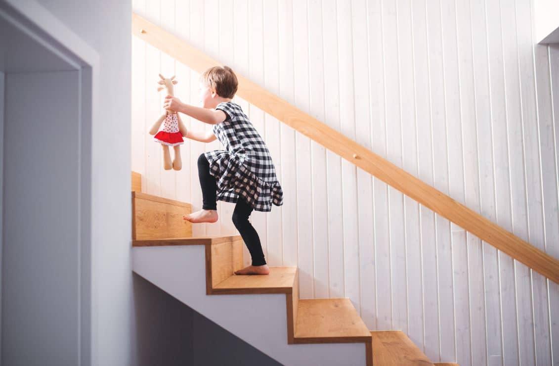 Escalier Grince