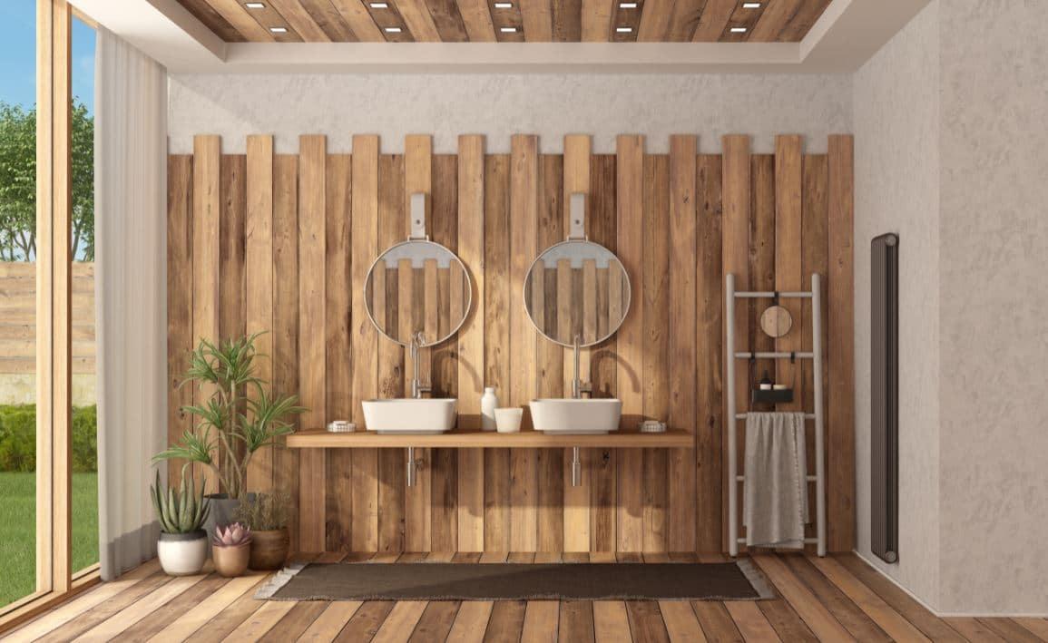 Salle de bain : quel revêtement choisir pour le plafond ?