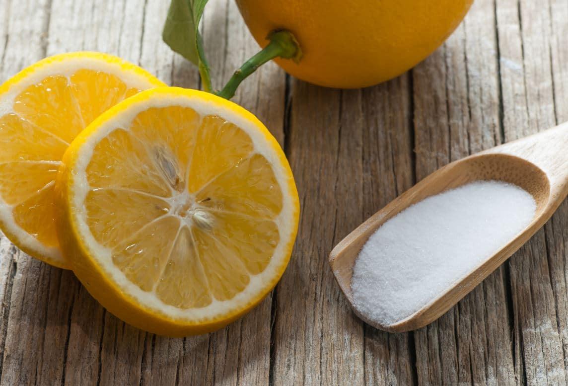 Nettoyer Cuisine Citron