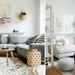 Salon Beige Et Blanc Déco