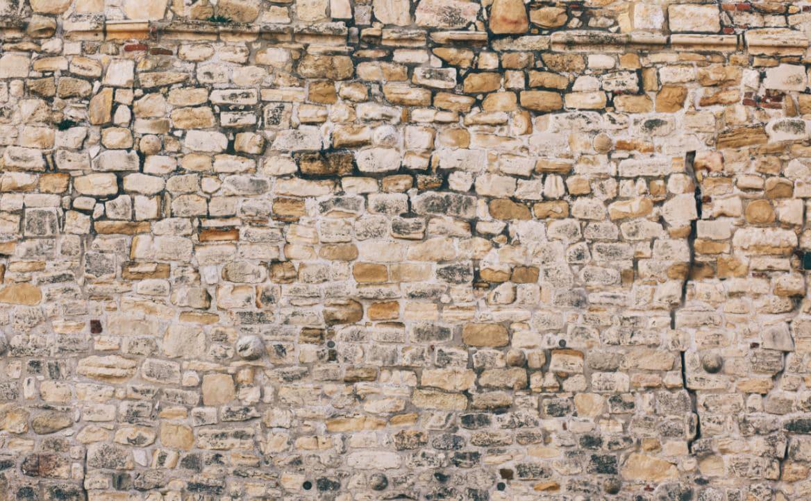 Consolider Mur En Pierre