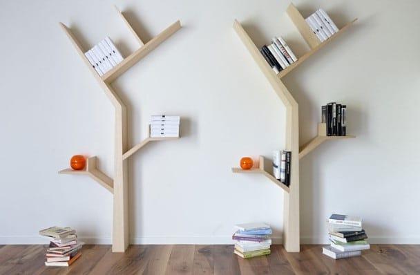 Bibliotheque Arbre Design