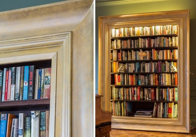 Bibliotheque Cadre
