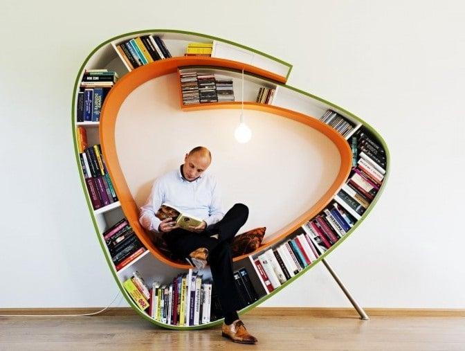 Bibliotheque Confort