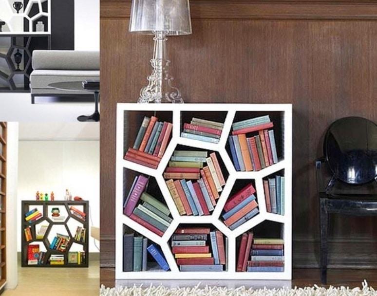 Bibliotheque Hexagonale