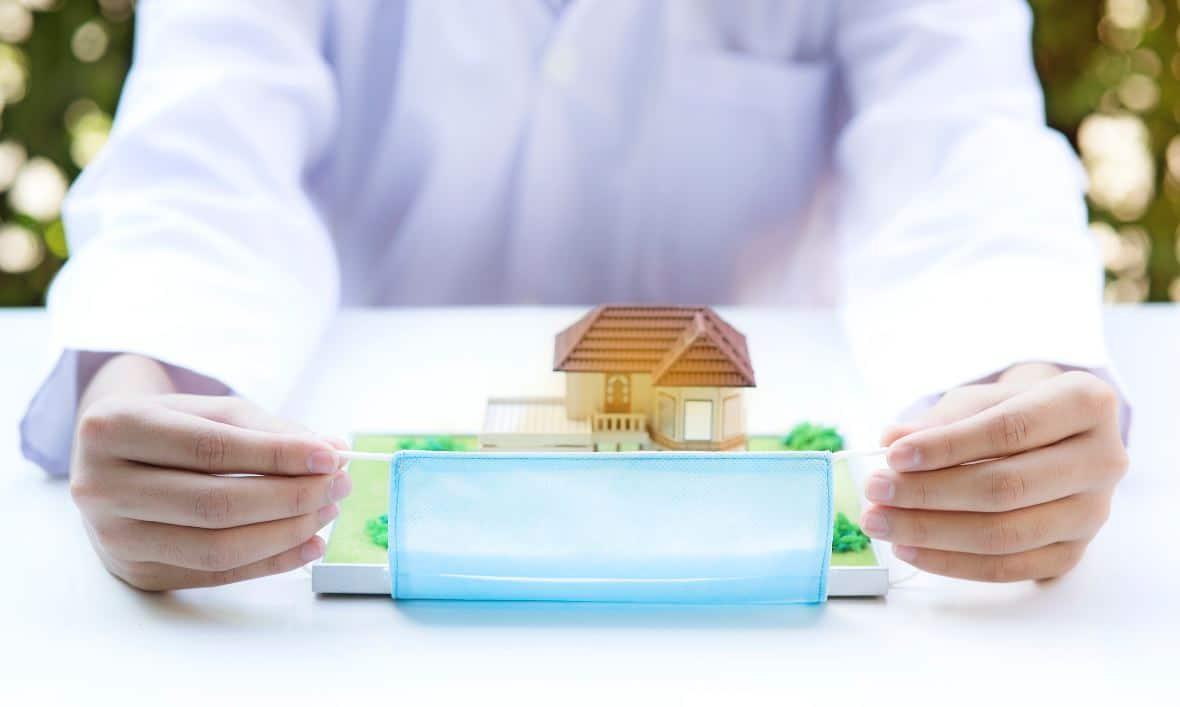 Coronavirus Impact Immobilier